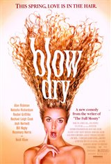 Blow Dry Movie Poster