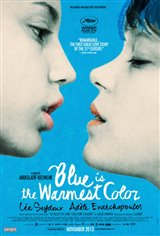 Blue is the Warmest Color Movie Poster Movie Poster