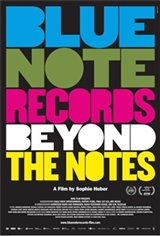 Blue Note Records: Beyond the Notes Affiche de film