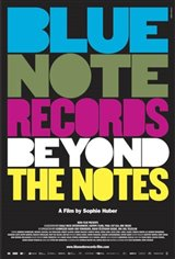 Blue Note Records: Beyond the Notes (v.o.a.) Affiche de film