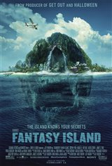 Blumhouse's Fantasy Island Movie Poster