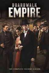 Boardwalk Empire: The Complete Second Season Movie Poster
