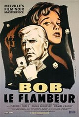 Bob le flambeur Movie Poster