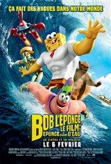 Bob l'éponge, le film : Éponge à court d'eau Affiche de film