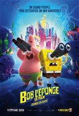 Bob l'Éponge : Le film - Éponge en fuite Affiche de film