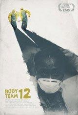 Body Team 12 Movie Poster