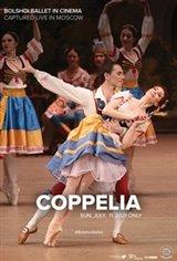 Bolshoi Ballet: Coppelia (2021 Encore) Movie Poster