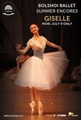 Bolshoi Ballet: Giselle ENCORE Movie Poster