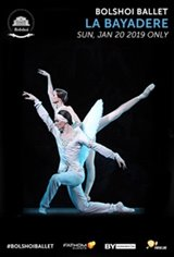 Bolshoi Ballet: La Bayadere Movie Poster