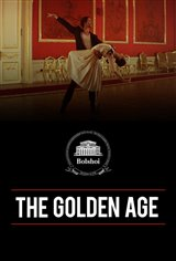 Bolshoi Ballet: The Golden Age Movie Poster