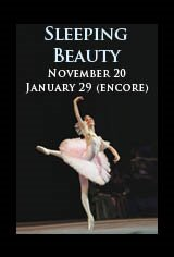 Bolshoi Ballet: The Sleeping Beauty (2011) Movie Poster