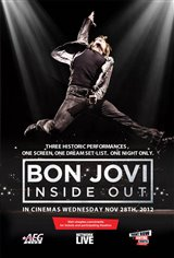 Bon Jovi Inside Out Movie Poster