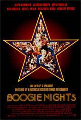 Boogie Nights Affiche de film