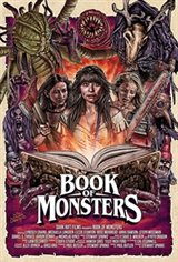 Book of Monsters Large Poster