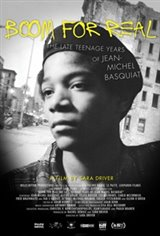 Boom for Real: The Late Teenage Years of Jean-Michel Basquiat Large Poster
