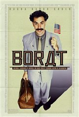 Borat: Cultural Learnings of America for Make Benefit Glorious Nation of Kazakhstan Movie Poster Movie Poster