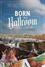 Born in a Ballroom Large Poster