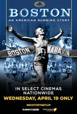 BOSTON: An American Running Story Large Poster