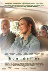 Boundaries Affiche de film