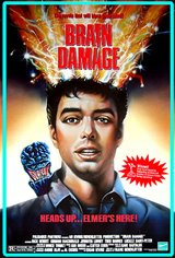 Brain Damage (1988) Movie Poster