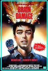 Brain Damage (1988) Large Poster
