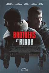 Brothers by Blood Movie Poster Movie Poster