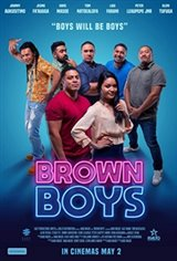 Brown Boys Large Poster