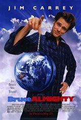 Bruce Almighty Movie Poster