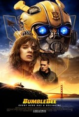 Bumblebee: An IMAX 3D Experience Large Poster