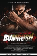 Bumrush Large Poster