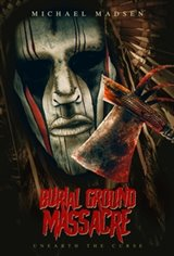 Burial Ground Massacre Large Poster