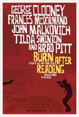 Burn After Reading Movie Poster Movie Poster