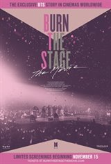 10. Burn the Stage: The Movie Movie Poster