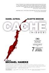 Caché (Hidden) Movie Poster Movie Poster