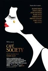 Café Society Movie Poster Movie Poster