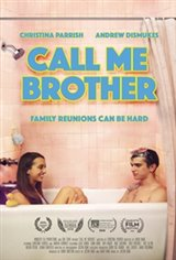 Call Me Brother Large Poster