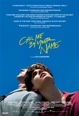 Call Me By Your Name (Toronto, Vancouver) Poster