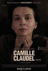 Camille Claudel 1915 Movie Poster