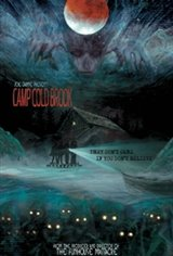 Camp Cold Brook Large Poster