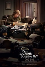 Can You Ever Forgive Me? Movie Poster Movie Poster