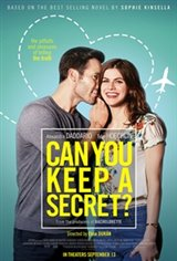 Can You Keep a Secret? Affiche de film