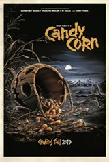 Candy Corn Large Poster