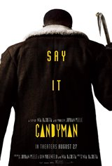 Candyman Movie Poster Movie Poster