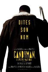 Candyman, le spectre maléfique Affiche de film