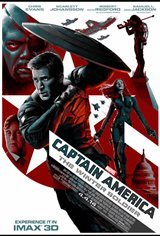 Captain America: The Winter Soldier - An IMAX 3D Experience Movie Poster