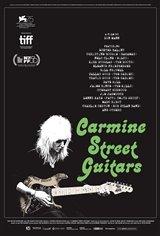 Carmine Street Guitars Affiche de film
