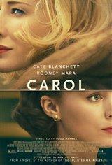Carol (v.f.) Affiche de film