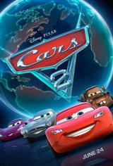 Cars 2 Movie Poster Movie Poster
