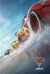 Cars 3 Movie Poster Movie Poster