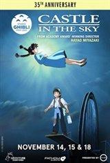 Castle in the Sky - Studio Ghibli Fest 2021 Movie Poster